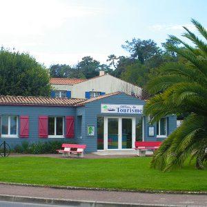 Réouverture de l'office de tourisme de Saint-Trojan-les-Bains