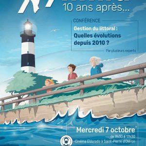 Xynthia, 10 ans après : un littoral oléronais au cœur des préoccupations de la Communauté de Communes !