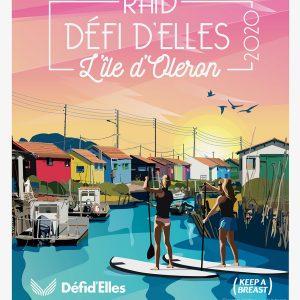 Défi d'Elles Oléron 2020 – 3ème édition du 09 au 11 octobre 2020