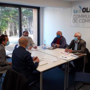 Soutien aux actifs et aux entreprises : La Communauté de Communes renforce son partenariat avec Pôle Emploi