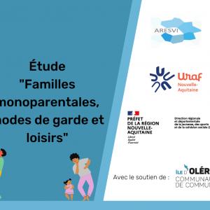 Familles monoparentales : participez à l'étude sur les modes de garde et les loisirs en Nouvelle-Aquitaine