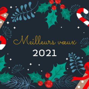 Vœux du Conseil Municipal pour l'année 2021