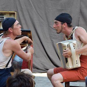 Dernier Théâtre de rue de la saison à Saint-Trojan-les-Bains !