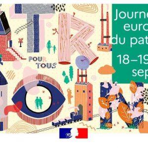 Journées Européennes du Patrimoine à Saint-Trojan-les-Bains